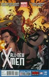 All-New X-Men #5 2nd Ptg Stuart Immonen Variant Cover