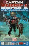 Captain America Vol 7 #2 2nd Ptg John Romita Jr Variant Cover