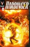 Harbinger Vol 2 #0 Incentive Lewis Larosa Gatefold Variant Cover