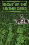 Night Of The Living Dead Aftermath #4 Incentive Terror Cvr