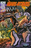 Mars Attacks Zombies vs Robots One Shot Incentive Mars Attacks ROG-2000 Variant Cover
