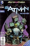 Batman Vol 2 #14 Combo Pack Without Polybag (Death Of The Family Tie-In)