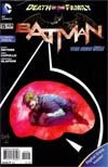 Batman Vol 2 #15  Combo Pack Without Polybag (Death Of The Family Tie-In)