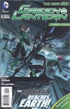 Green Lantern Vol 5 #12 Combo Pack Without Polybag