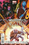 Wolverine And The X-Men #25 Incentive Ed McGuinness Things To Come Variant Cover