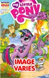 My Little Pony Friendship Is Magic #1 4th Ptg (Filled Randomly With 1 Of 6 Covers)