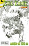 Evil Ernie Vol 3 #4 Incentive Ardian Syaf Black & White Cover