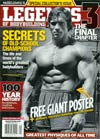 Muscle Magazine Specials Legends Of Body Building 3 Spring 2013