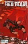 Garth Ennis Red Team #1 Regular Ryan Sook Cover