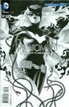 Batwoman #17 Incentive JH Williams III Sketch Cover