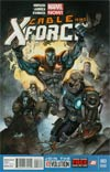 Cable And X-Force #3 2nd Ptg Salvador Larroca Variant Cover