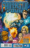 Fantastic Four Vol 4 #2 2nd Ptg Mark Bagley Variant Cover