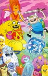 Adventure Time #13 Incentive Mike Bertino Virgin Variant Cover