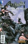 Batman Arkham Unhinged #14