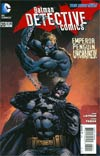 Detective Comics Vol 2 #20 Regular Jason Fabok Cover