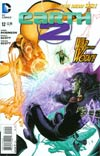 Earth 2 #12 Regular Brett Booth Cover