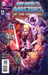 He-Man And The Masters Of The Universe Vol 2 #2