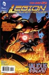 Legion Of Super-Heroes Vol 7 #20
