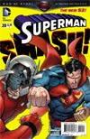 Superman Vol 4 #20 Regular Aaron Kuder Cover