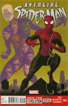 Avenging Spider-Man #21