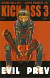 Kick-Ass 3 #1 Cover A 1st Ptg Regular John Romita Jr Cover