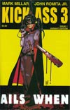 Kick-Ass 3 #1 Variant Adam Hughes Cover