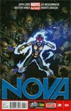 Nova Vol 5 #4 Regular Ed McGuinness Cover