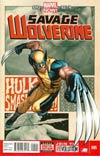 Savage Wolverine #5 Regular Frank Cho Cover