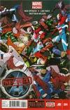 Secret Avengers Vol 2 #4 Regular Tomm Coker Cover