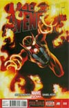 Uncanny Avengers #8 Regular John Cassaday Cover