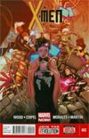 X-Men Vol 4 #2 Cover A Regular Olivier Coipel Cover