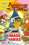 Adventure Time #16 Regular Cover (Filled Randomly With 1 Of 2 Covers)