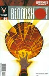 Bloodshot Vol 3 #11 Regular Kalman Andrasofszky Cover (Harbinger Wars Tie-In)