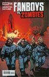 Fanboys vs Zombies #14