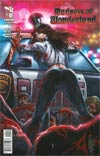 Grimm Fairy Tales Presents Madness Of Wonderland #4 Cover A Mike Lilly