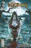 Grimm Fairy Tales Presents Werewolves The Hunger #1 Cover B Mike Krome (Unleashed Tie-In)
