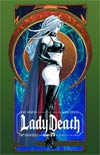 Lady Death Vol 3 #25 Cover T Art Nouveau Cover