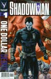 Shadowman Vol 4 #1 One Dollar Debut Edition