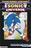 Sonic Universe #52 Variant Team Sonic Cover (Worlds Collide Part 5)