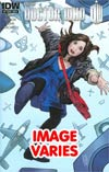 Doctor Who Vol 5 #9 (Filled Randomly With 1 Of 2 Covers)