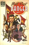Half Past Danger #1 1st Ptg Regular Stephen Mooney Cover