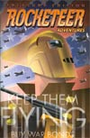 Rocketeer Adventures Treasury Edition