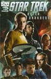 Star Trek (IDW) #21 After Darkness Regular Tim Bradstreet Cover