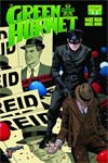 Mark Waids Green Hornet #3 Cover A Regular Paolo Rivera Cover