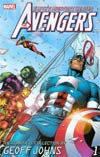Avengers Complete Collection By Geoff Johns Vol 1 TP