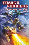 Transformers Regeneration One Vol 2 TP