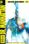 Before Watchmen Dr Manhattan #4 Incentive Neal Adams Variant Cover