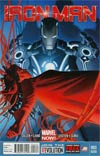 Iron Man Vol 5 #3 2nd Ptg Greg Land Variant Cover
