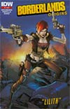 Borderlands Origins #2 2nd Ptg