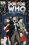 Doctor Who Prisoners Of Time #2 Cover B Incentive Lee Sullivan Variant Cover
